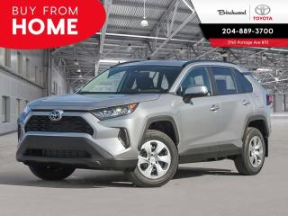 New 2020 Toyota RAV4 LE STANDARD PKG for sale in Winnipeg, MB