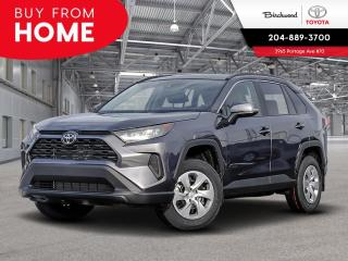 New 2020 Toyota RAV4 LE AWD RED TAG SPECIAL for sale in Winnipeg, MB