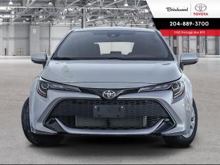 New 2020 Toyota Corolla CVT S PKG for sale in Winnipeg, MB
