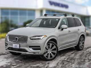 New 2020 Volvo XC90 Inscription | Room For The Whole Family for sale in Winnipeg, MB