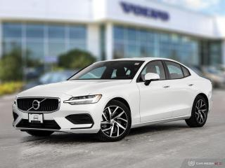 New 2020 Volvo S60 Momentum | 316 HP of Powerful Elegance for sale in Winnipeg, MB