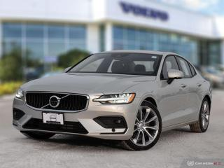 New 2019 Volvo S60 Momentum *Retired Courtesy Vehicle for sale in Winnipeg, MB