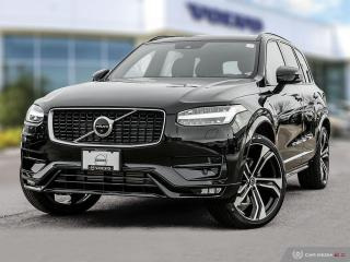 New 2020 Volvo XC90 R-Design | Best-In-Class Safety for sale in Winnipeg, MB