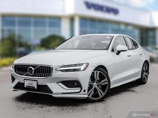New 2020 Volvo S60 Inscription | Effortless Performance & Comfort for sale in Winnipeg, MB