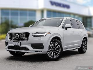 New 2020 Volvo XC90 Momentum | Class-Leading Safety for sale in Winnipeg, MB