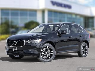 New 2020 Volvo XC60 Momentum | An SUV Designed Around You for sale in Winnipeg, MB