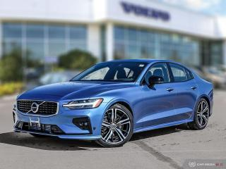 New 2020 Volvo S60 R-Design | Best In-Class Safety for sale in Winnipeg, MB