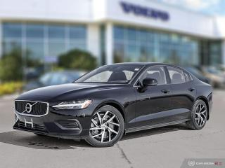 New 2020 Volvo S60 Momentum | Advanced Safety Technology for sale in Winnipeg, MB