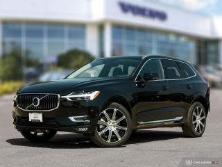New 2020 Volvo XC60 Inscription for sale in Winnipeg, MB