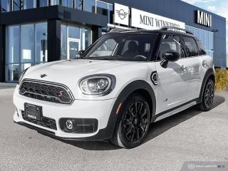 Used 2020 MINI Cooper Countryman Cooper S Local! Premier +! for sale in Winnipeg, MB