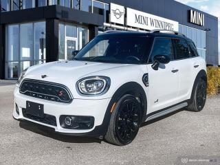 Used 2020 MINI Cooper Countryman S All4 S All4 Employee Driven! for sale in Winnipeg, MB