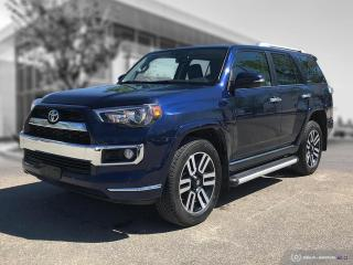 Used 2017 Toyota 4Runner SR5 Limited! No Accidents! for sale in Winnipeg, MB