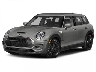 New 2020 MINI Cooper Clubman Cooper Let  US Go The Extra Mile for sale in Winnipeg, MB