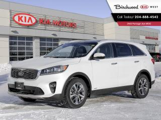 New 2019 Kia Sorento EX **Model Year BLOWOUT!** for sale in Winnipeg, MB