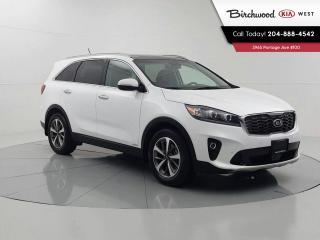 New 2020 Kia Sorento EX V6 **DEMO CLEARANCE** for sale in Winnipeg, MB