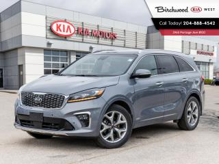 New 2020 Kia Sorento SX V6 for sale in Winnipeg, MB