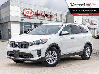 New 2020 Kia Sorento LX+ V6 for sale in Winnipeg, MB