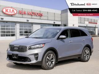 New 2020 Kia Sorento EX+ V6 **DEMO CLEARANCE** for sale in Winnipeg, MB