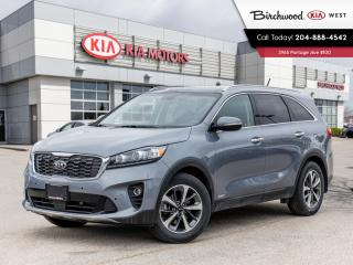 New 2020 Kia Sorento EX V6 for sale in Winnipeg, MB