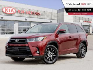 Used 2017 Toyota Highlander XLE AWD | V6 | 7 Passenger for sale in Winnipeg, MB
