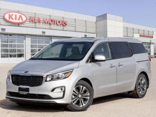 New 2020 Kia Sedona SX **SPECIAL PRICING UNTIL OCT.31ST** for sale in Winnipeg, MB