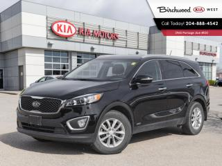 Used 2017 Kia Sorento LX AWD | Bluetooth | Heated Seats | for sale in Winnipeg, MB