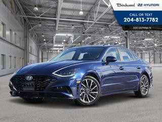 New 2020 Hyundai Sonata Ultimate Demo Model for sale in Winnipeg, MB