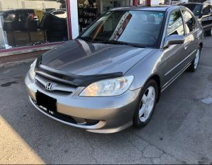 Used 2005 Honda Civic LX-G for sale in Hamilton, ON