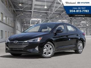 New 2020 Hyundai Elantra Preferred Sun & Safety Pkg for sale in Winnipeg, MB