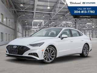 New 2020 Hyundai Sonata Ultimate for sale in Winnipeg, MB