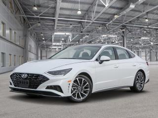New 2020 Hyundai Sonata Luxury Demo Model for sale in Winnipeg, MB
