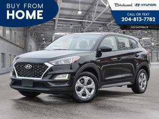 New 2020 Hyundai Tucson Essential Demo Model for sale in Winnipeg, MB