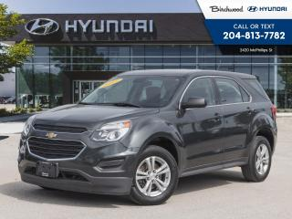 Used 2017 Chevrolet Equinox LS Rear Camera for sale in Winnipeg, MB