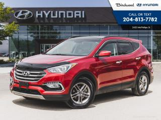 Used 2017 Hyundai Santa Fe Sport SE AWD *Leather Panoroof Rem Starter for sale in Winnipeg, MB