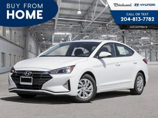 New 2020 Hyundai Elantra Essential for sale in Winnipeg, MB