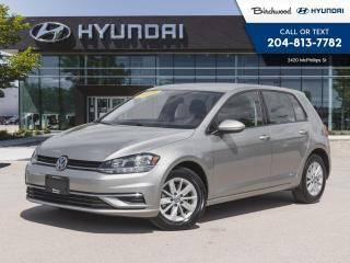 Used 2018 Volkswagen Golf Comfortline *Rear Camera Heated Seats for sale in Winnipeg, MB