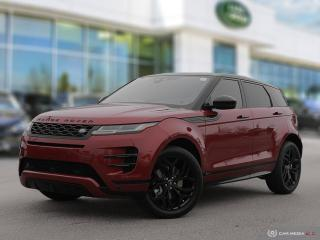 New 2020 Land Rover Evoque R-Dynamic S   Versatility To Tackle Any Adventure for sale in Winnipeg, MB