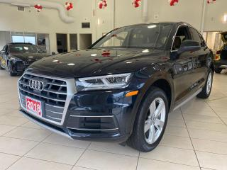 Used 2018 Audi Q5 2.0T Technik quattro 7sp S Tronic for sale in Waterloo, ON