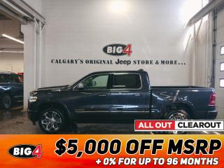 New 2020 RAM 1500 Limited for sale in Calgary, AB