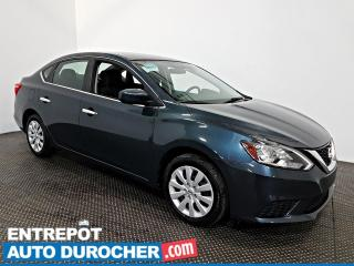 Used 2017 Nissan Sentra S AIR CLIMATISÉ - Groupe Électrique for sale in Laval, QC