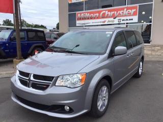 New 2020 Dodge Grand Caravan PREMIUM PLUS for sale in Milton, ON