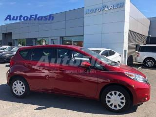 Used 2015 Nissan Versa Note SV *CAMERA *BLUETOOTH *A/C *GR-ELECTRIC * for sale in Saint-Hubert, QC