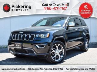 Used 2019 Jeep Grand Cherokee Limited for sale in Pickering, ON