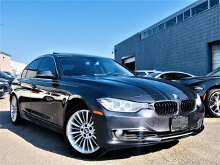 Used 2014 BMW 328i |XDRIVE|HEATED MEMORY SEATS|NAVIGATION|SUNROOF|WOOD TRIM! for sale in Brampton, ON