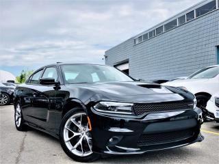 Used 2019 Dodge Charger |GT|NAVIGATION|SUN ROOF|HEATED SEATS|REAR VIEW|ALPINE SOUND! for sale in Brampton, ON