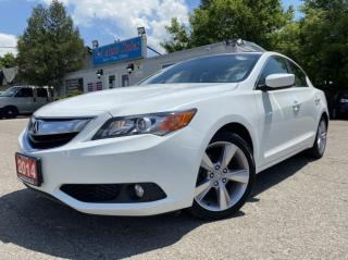 Used 2014 Acura ILX 4dr Sdn Premium Pkg ACCIDENT FREE EXTRA  CLEAN for sale in Brampton, ON