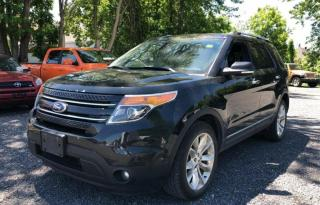 Used 2013 Ford Explorer 4WD 4dr Limited NO ACCIDENTS 12 SERVICE RECORDS for sale in Brampton, ON