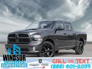 New 2020 RAM 1500 Classic NIGHT EDITION for sale in Windsor, ON