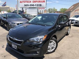 Used 2017 Subaru Impreza Touring Navigation/Alloys/Heated Seats/Camera for sale in Mississauga, ON