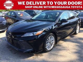 New 2020 Toyota Camry HYBRID HYBRID 2W 4CY Camry Hybrid XLE for sale in Mississauga, ON